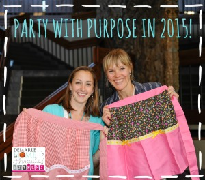 Aprons for a cause